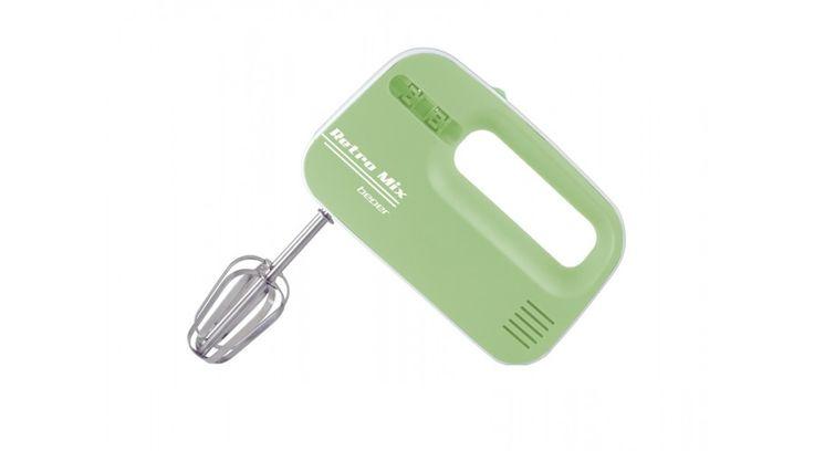 Beper Mixer de mana, verde - Preparare - Beper.ro