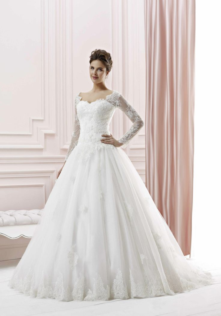20 best Hochzeitskleider images on Pinterest | Bridal dresses ...