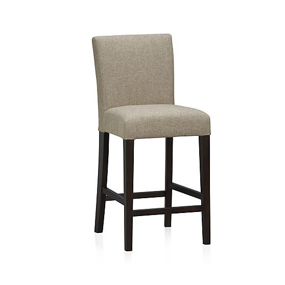 Lowe Khaki Fabric Bar Stool | Crate and Barrel - $249 clearance  sc 1 st  Pinterest & Best 25+ Bar stools clearance ideas on Pinterest | Outdoor bar ... islam-shia.org