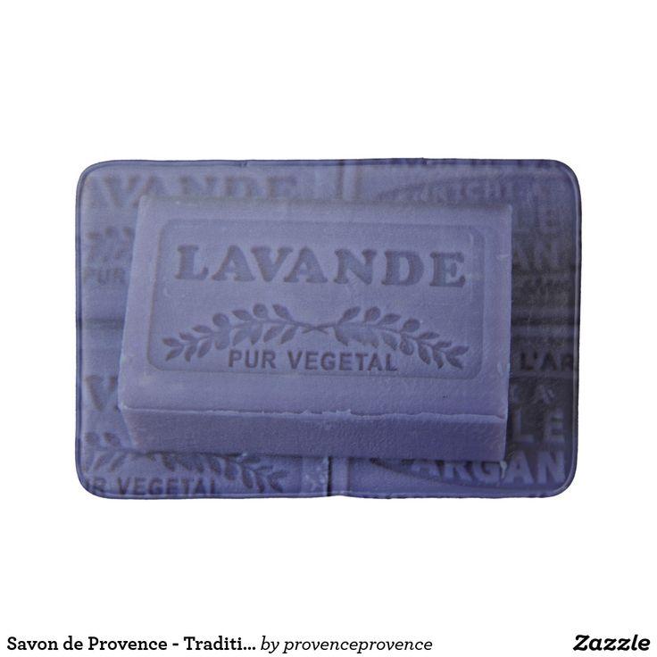 Savon de Provence - Traditional French Soap Bath Mat