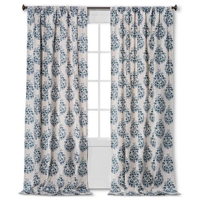 Threshold™ Paisley Curtain Panel