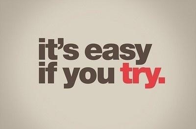 To jest proste wystarczy, że spróbujesz!