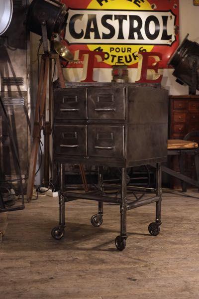 1000 id es propos de roulette meuble sur pinterest roulette pour meuble - Roulette meuble industriel ...