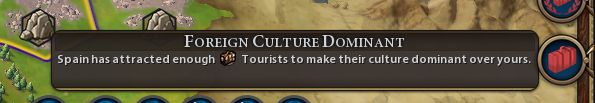 Bug? Civ with the lowest tourism one civ away from a culture victory? #CivilizationBeyondEarth #gaming #Civilization #games #world #steam #SidMeier #RTS