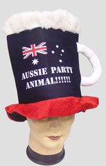 Party Animal Beer Hat