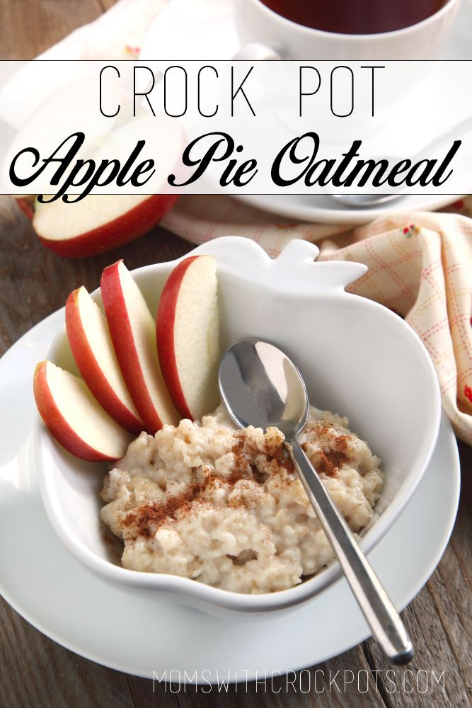Breakfast is the meal I need the most help in the kitchen with. I love having something warm and h ...