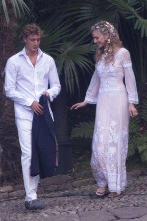 Beatrice Borromeo - Pierre Casiraghi: tutti i look del matrimonio dell'anno - VanityFair.it