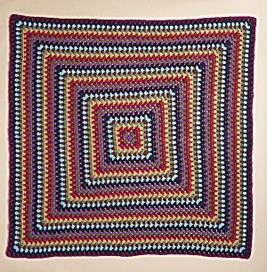Rocker Granny Afghan: Crochet Stuff, Crochet Afghans, Crochet Projects, Blankets Afghans Patterns, Crochet Posse, Crochet Patterns, Free Afghans, Crochet Tangent, Crochet Knits