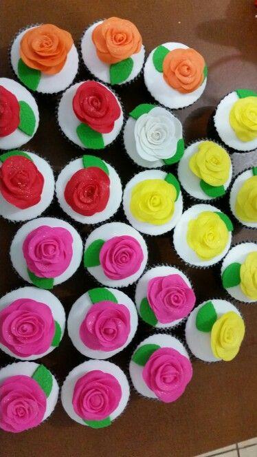 Cups de rosas