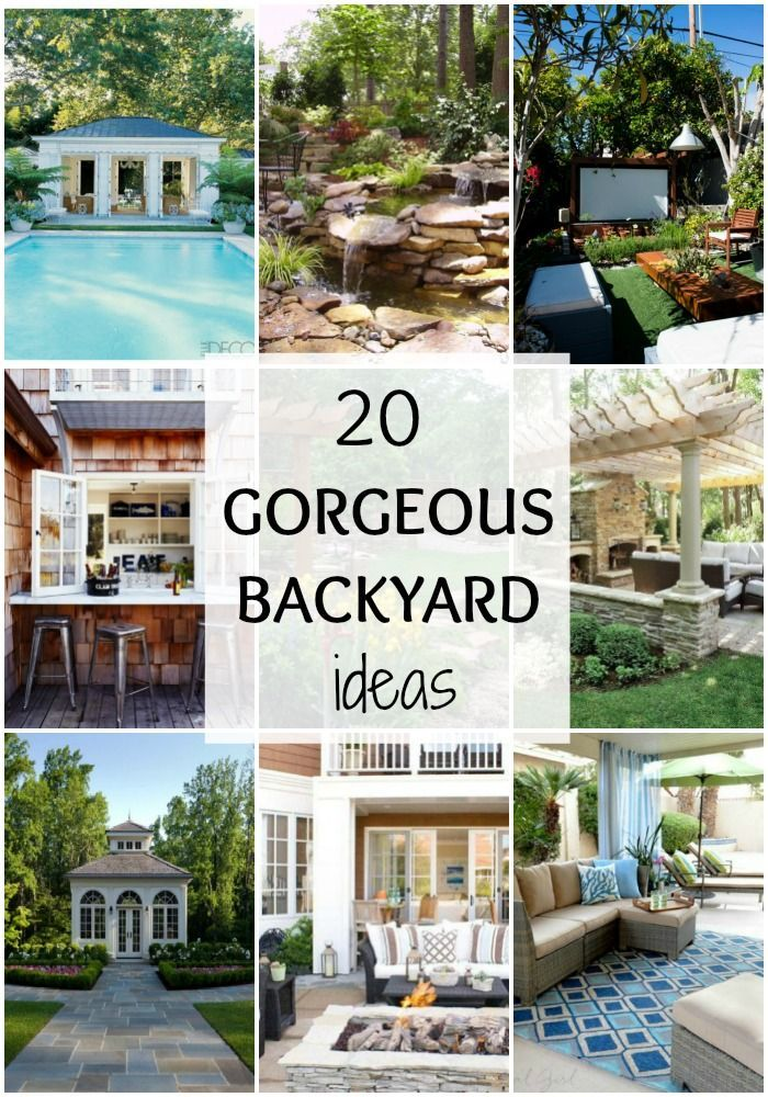 These Smashing Backyard Ideas Are Hot And Happening: 25+ Best Ideas About Outdoor Patios On Pinterest