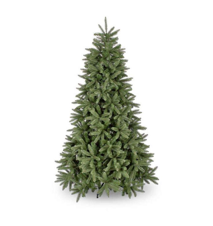 7ft Green Louise Fir Luxury Premium PE Christmas Tree