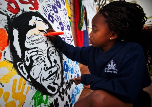 Gallery: Happy Birthday Madiba - Nelson Mandela | IOL News | IOL.co.za