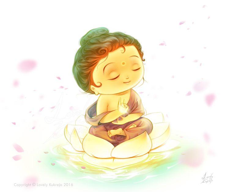 """Buddha"" on Behance"