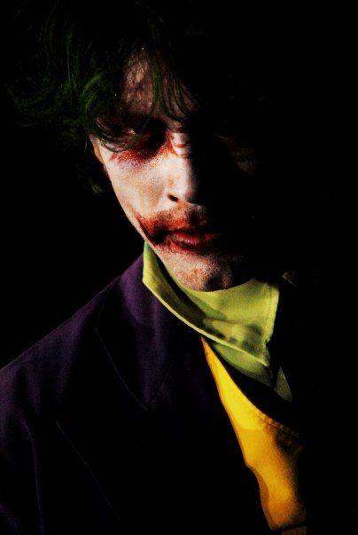 Álex Navarro actor, mago y Joker!