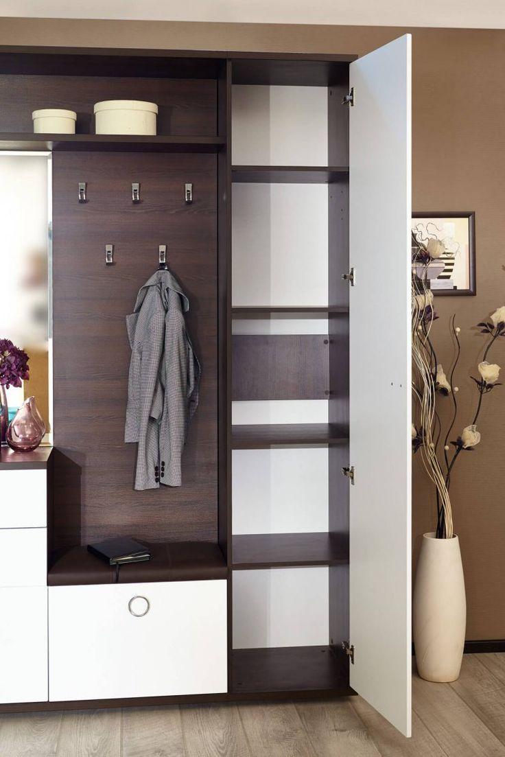 Купить Делия - Прихожие в Москве | Цена, размеры, инструкция по сборке, отзывы | Интернет-магазин мебели «Любимый Дом»