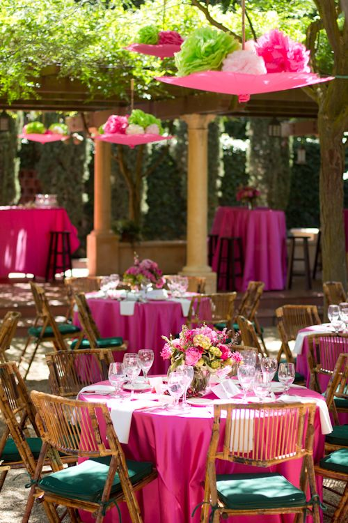 Gal Meets Glam: A Pink Dream