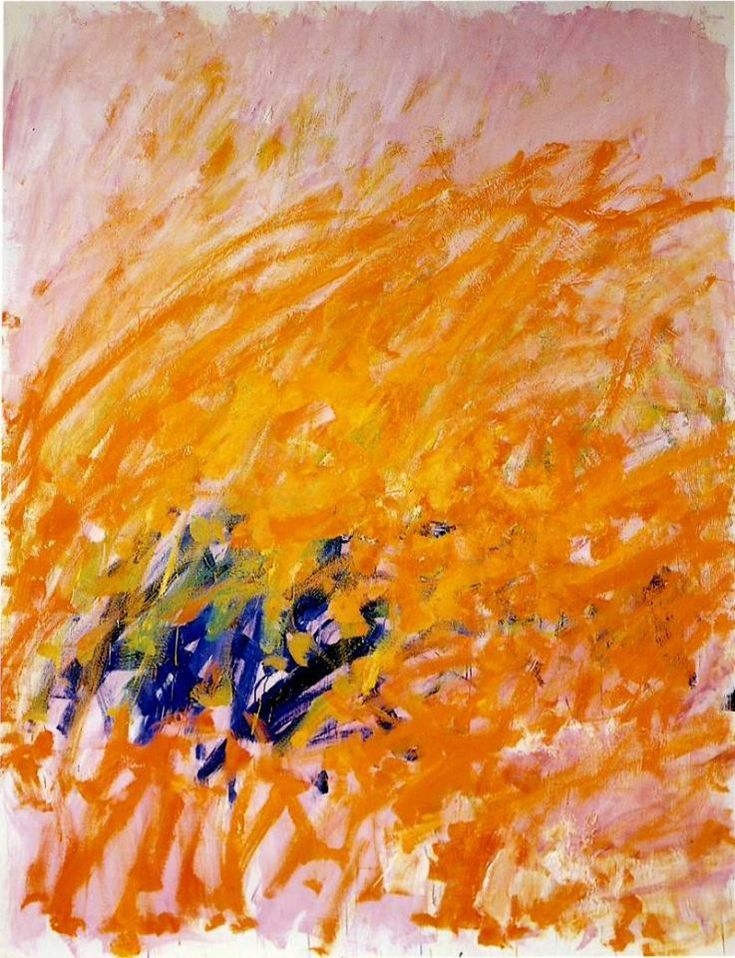 just another masterpiece — Joan Mitchell