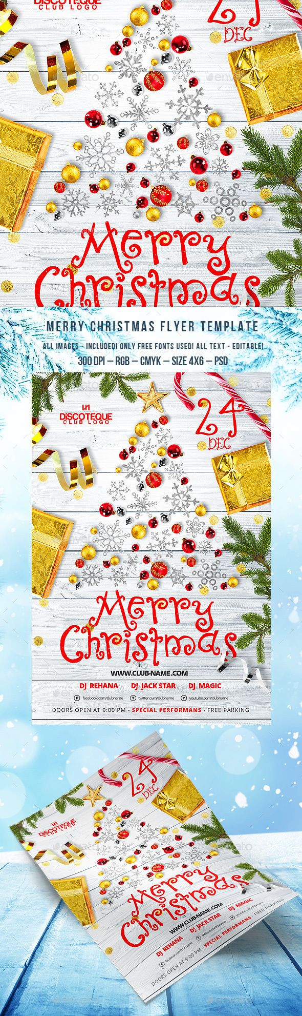 154 best ideas about best club flyers christmas christmas party