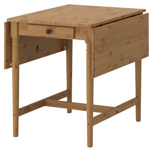 149E  INGATORP Τραπέζι με πτυσσόμενα φύλλα - IKEA  Μήκος: 88 cm Ελάχιστο μήκος: 59 cm Μέγιστο μήκος: 117 cm Πλάτος: 78 cm Ύψος: 73 cm