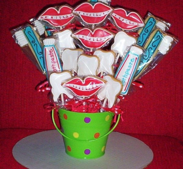 Super Cute Idea As A Gift To Referring Offices Dental