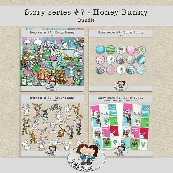 SoMa Design: Honey Bunny Bundle