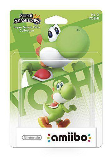 Nintendo amiibo Super Smash Bros. - Yoshi (Nintendo Wii U) by Nintendo, http://www.amazon.co.uk/dp/B00N8PBMK6/ref=cm_sw_r_pi_dp_IgRxub1KQ1A6T