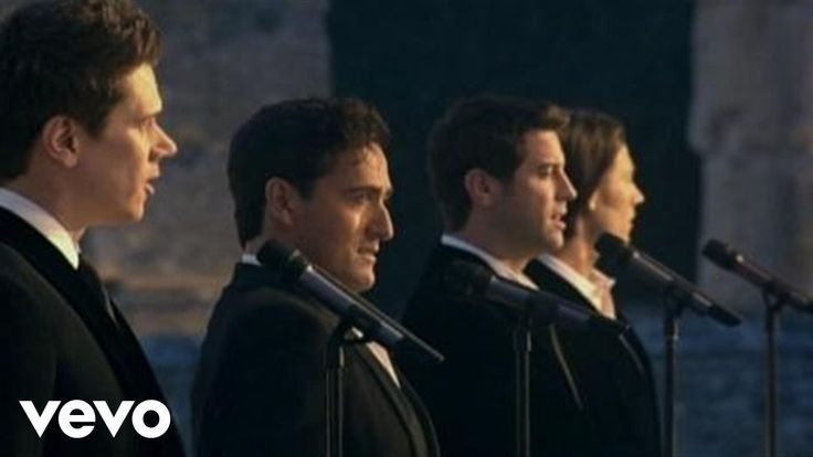 Music video by Il Divo performing Amazing Grace. (C) 2008 Simco Limited under exclusive license to Sony Music Entertainment UK Limited