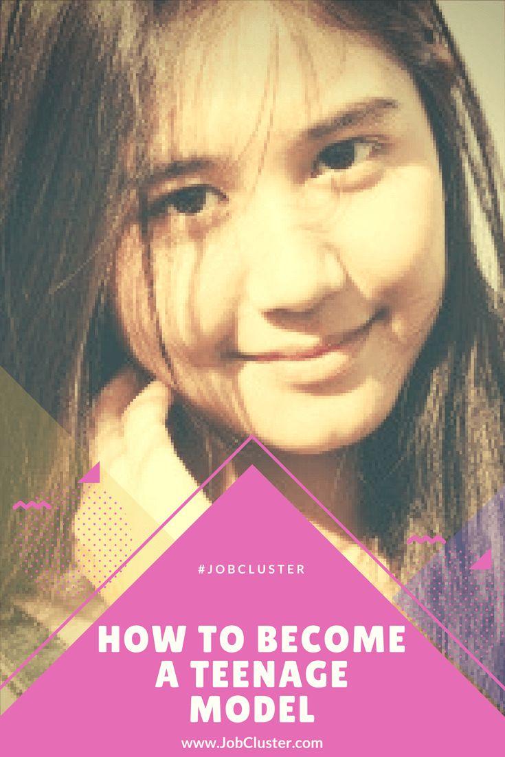 How to Become a Teenage Model #Teen #Model #HowToBecome #Teenage #Modeling