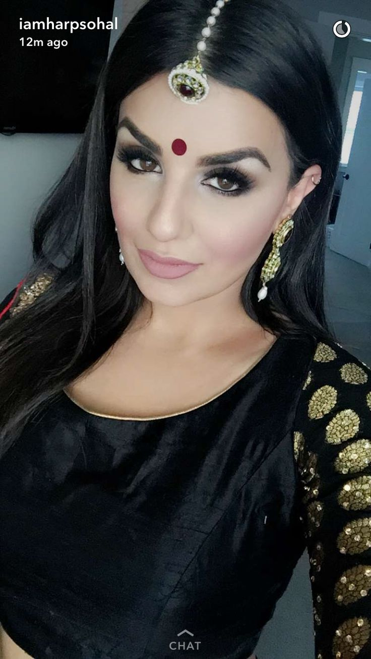 Makeup For Wedding Guest in 2020   Indian inspired makeup ...