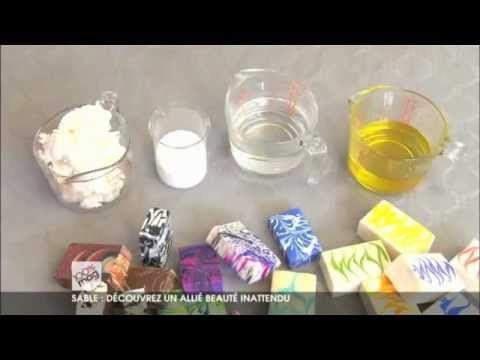Savon au sable / La vidéo   Soap Session