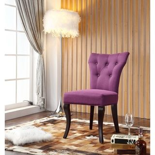Royal Comfort Maori Luxury Purple Dining Chair (Set of 2) - Overstock™ Shopping - Great Deals on Dining Chairs