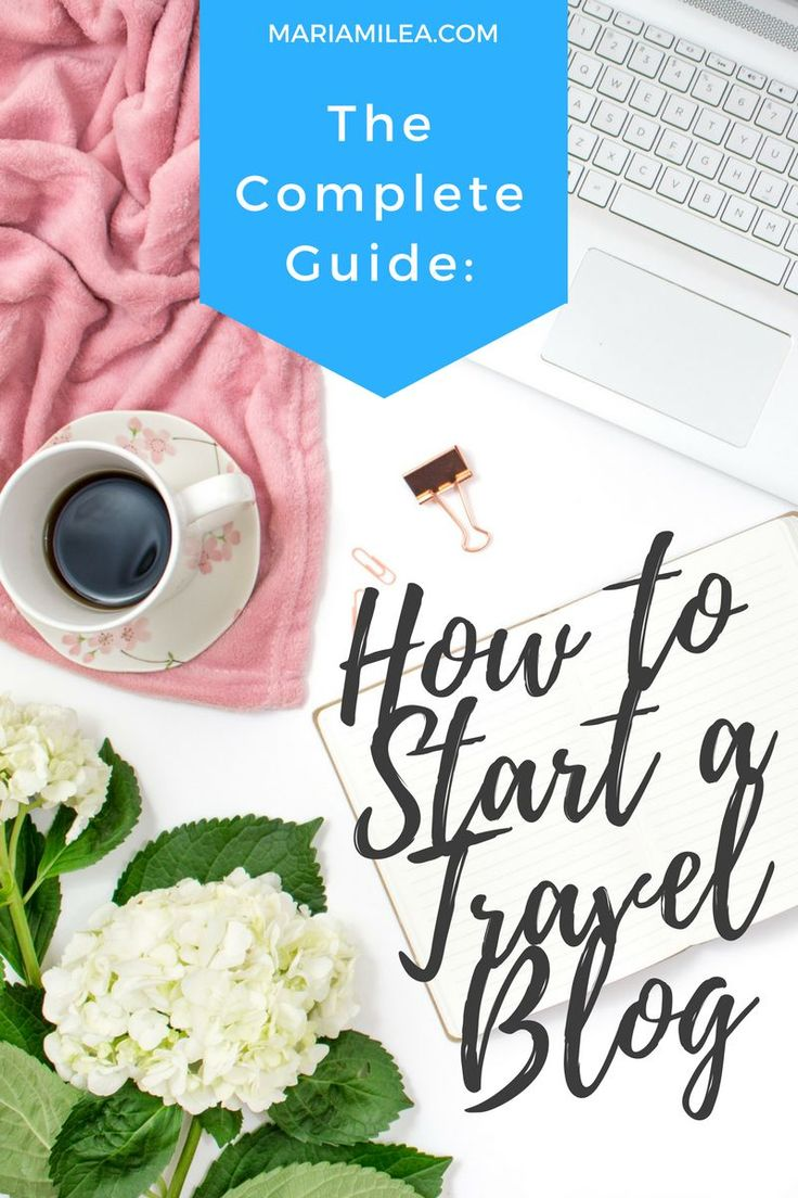 Become a travel blogger! Learn how to start a travel blog, even if you're not a techy person. This complete guide to travel blogging will take you through 5 essential steps of starting your own blog.