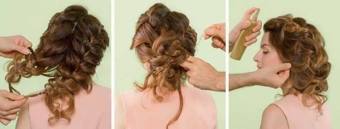 Картинки по запросу красивые плетения на длинные волосы