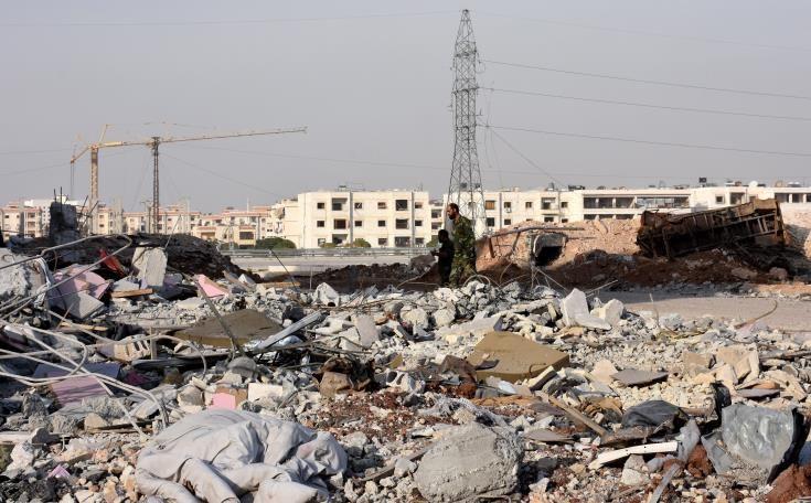 Συνεχίζονται στην Αστάνα οι ειρηνευτικές συνομιλίες για τη Συρία