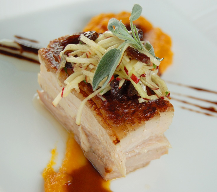 Braised Pork Belly at The Shore