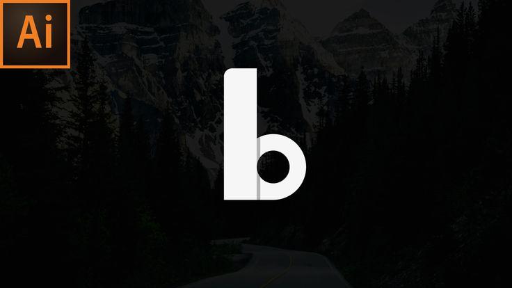 Come creare un Monogramma semplice con Adobe Illustrator e le griglie [VIDEOTUTORIAL]