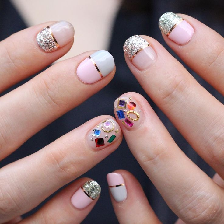 Best korean nail art : Nail art tutorial korean nails fashion magazines