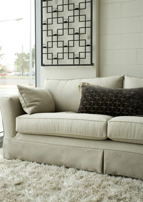 Molmic Calypso Loose Cover Sofa Relaxed