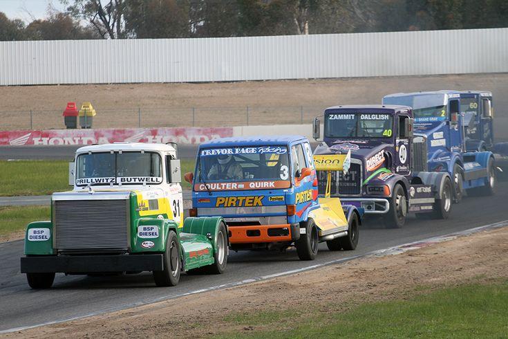 WINTON WONDERLAND   Australian Super Truck Racing