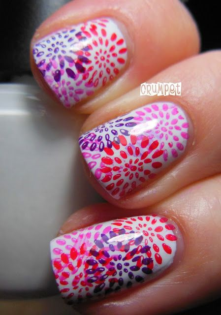 23 Best New Years Nails Images On Pinterest New Years Nails Nail