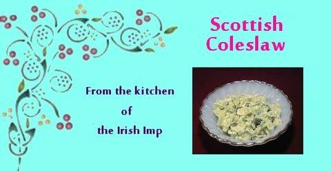Celtic Recipe