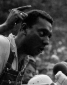 "Stokley Carmichael made his famous ""Black Power"" speech (June 17, 1966)  which he called on ""black people in this country to ""unite, recognize their heritage &  build a sense of community."" He also urged all African Americans to reject the values of American society. Another quote ""Every courthouse in Mississippi ought to be burned tomorrow to get rid of the dirt."" Included in his speech were references to his support for Marxist ideas - a clear move away from the beliefs of Martin Luther…"
