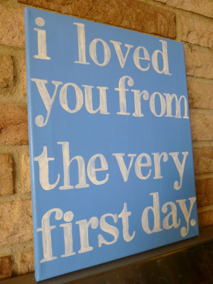 Canvas art and nursery decor with Taylor Swift song lyrics and quote.. $25.00, via Etsy.