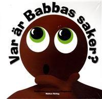 De annorlunda böckerna om Babblarna från Hatten Förlag är inte något man bara läser, utan något man gör. Utvecklande och roligt för barn i tidig språkutveckling. Memory med tolv stora kort ingår. Fjärde boken av fyra i serien.