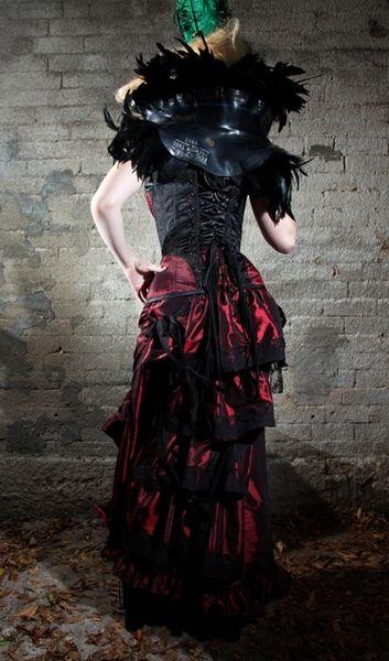 Charlotte Kirtle skirt