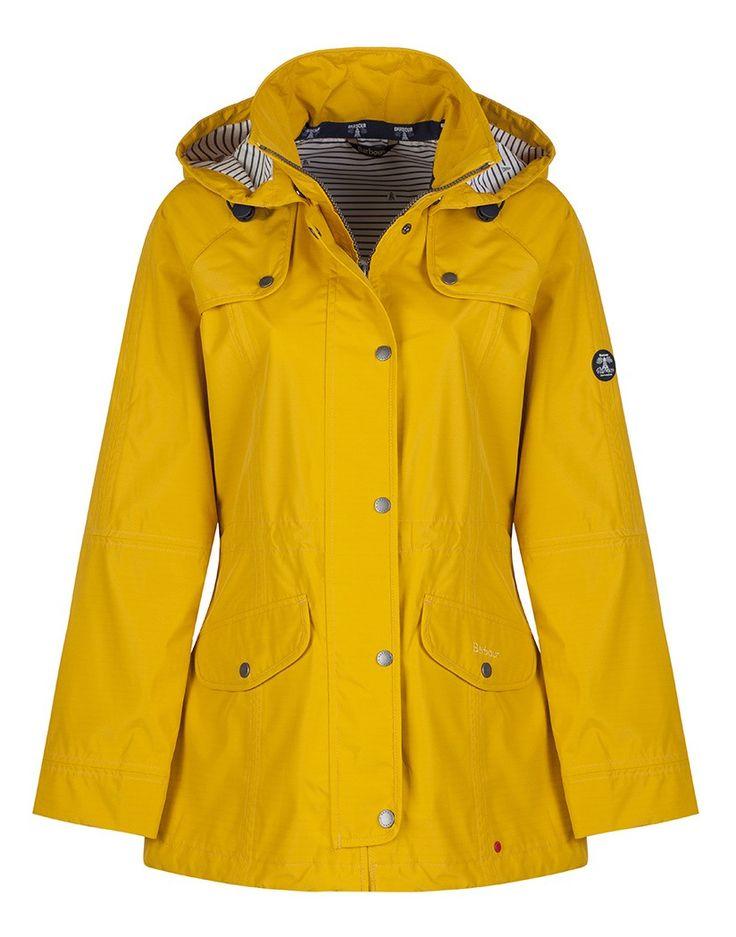 Barbour Seafarer Women S Trevose Waterproof Jacket