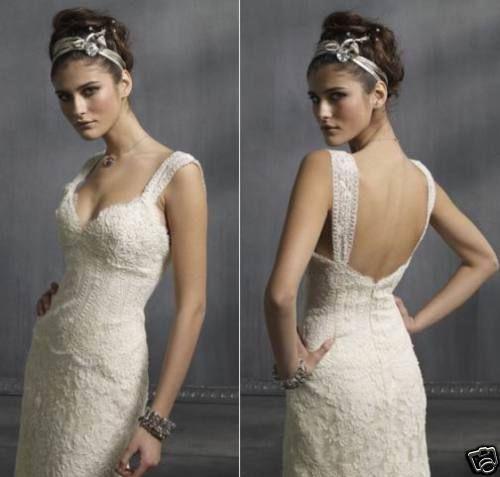 SUR MESURE ! Superbe robe de Mariée M324  Robe mariées et ...