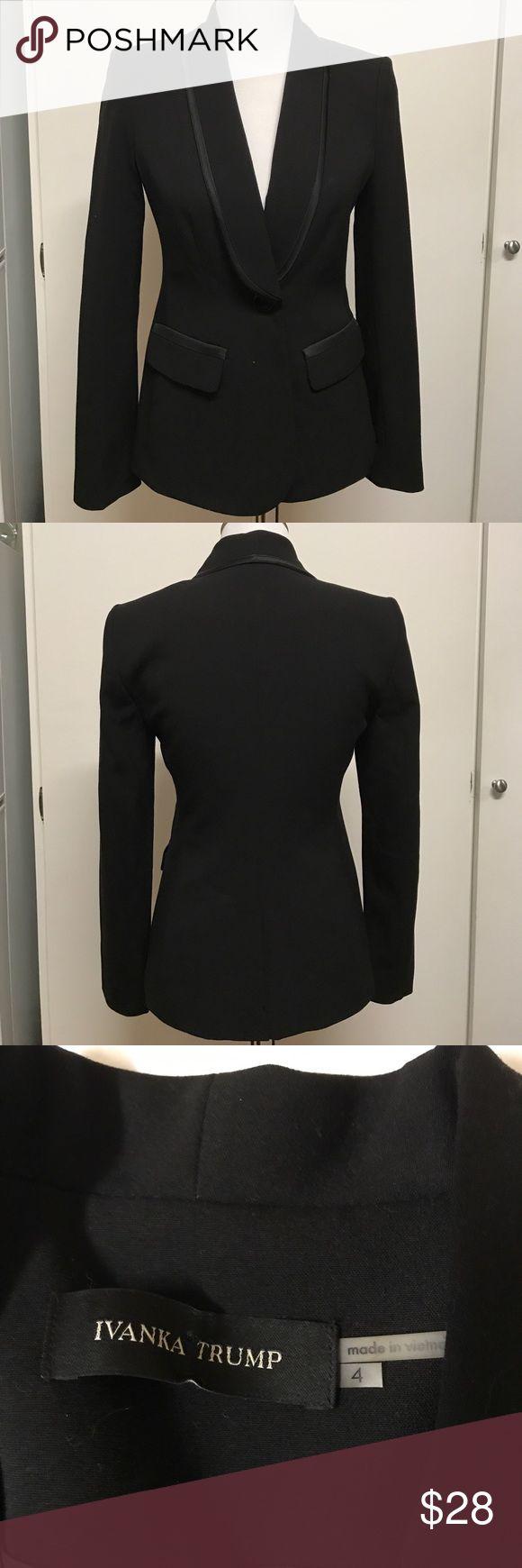 IVANCA TRUMP JACKET IVANCA TRUMP JACKET Goog condition IVANCA TRUMP Jackets & Coats Blazers