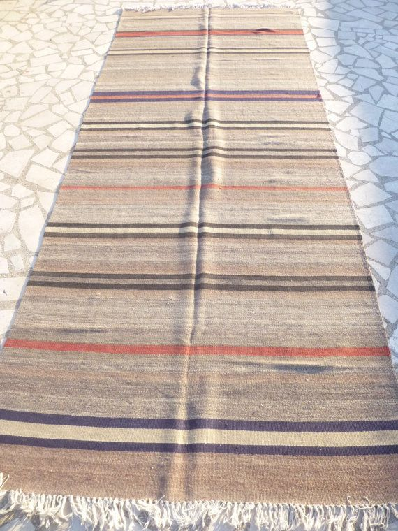 home decorators free shipping rugs striped kilim runner rug rustic home decor woven 12919