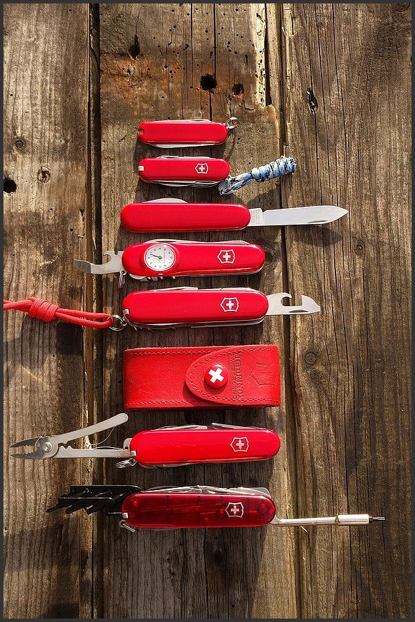 Victorinox : le Ferrari de la coutellerie ?